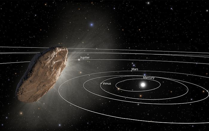 Bild: NASA/ESA/STScI