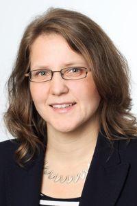 Leibniz-Preisträgerin Christine Silberhorn.
