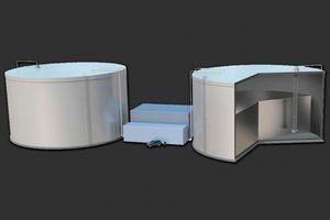 Innovativer Stromspeicher auf Basis von glühendem Silizium.