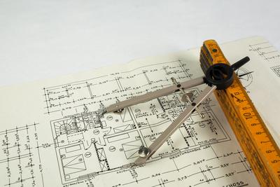 Baurecht, Architekt, Architektur, Bauen, Planen (Symbolbild)
