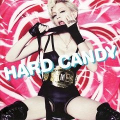 """Cover """"Hard Candy """""""
