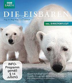"""Cover der  BBC-Dokumentation """"Die Eisbären – Aug In Aug Mit Den Eisbären"""""""