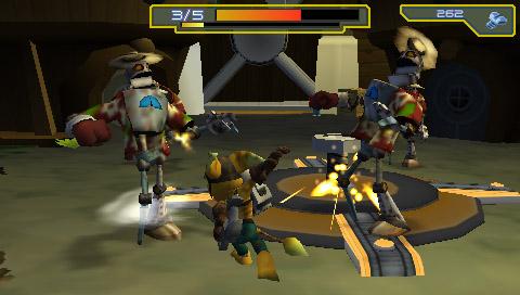 Roboter beziehen Prügel