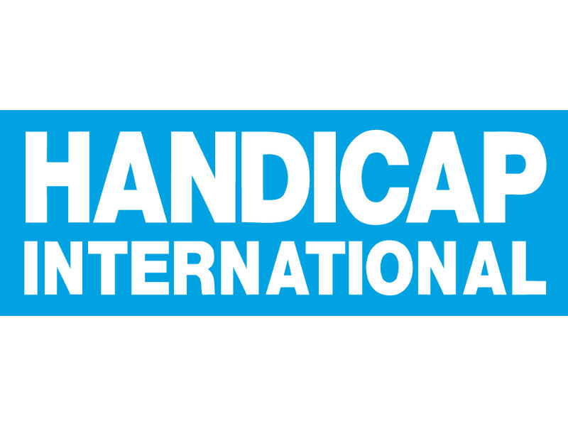 Handicap International Logo