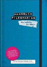 """""""Handbuch Filesharing"""" Cover"""
